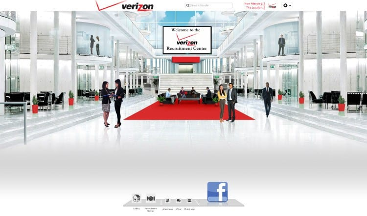 Virtual Recruitment Center